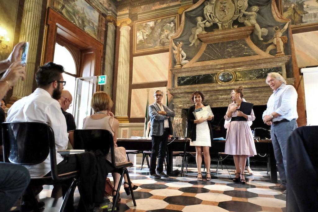Lucia Amorosi, II classificata Premio Qualità - Sezione Microletteratura