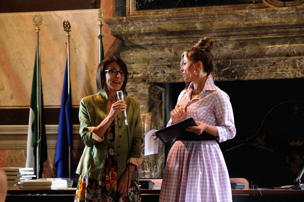 Mariagabriella Licata, finalista per il Racconto inedito