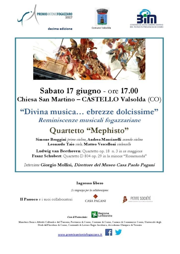 Concerto Castello 17 07