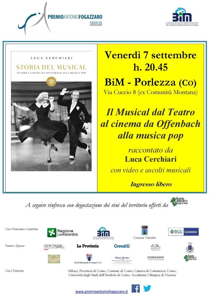 7-09 Storia del Musical